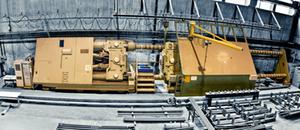 Zugprüfmaschine RollAG