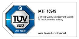 ISO 16949 EN
