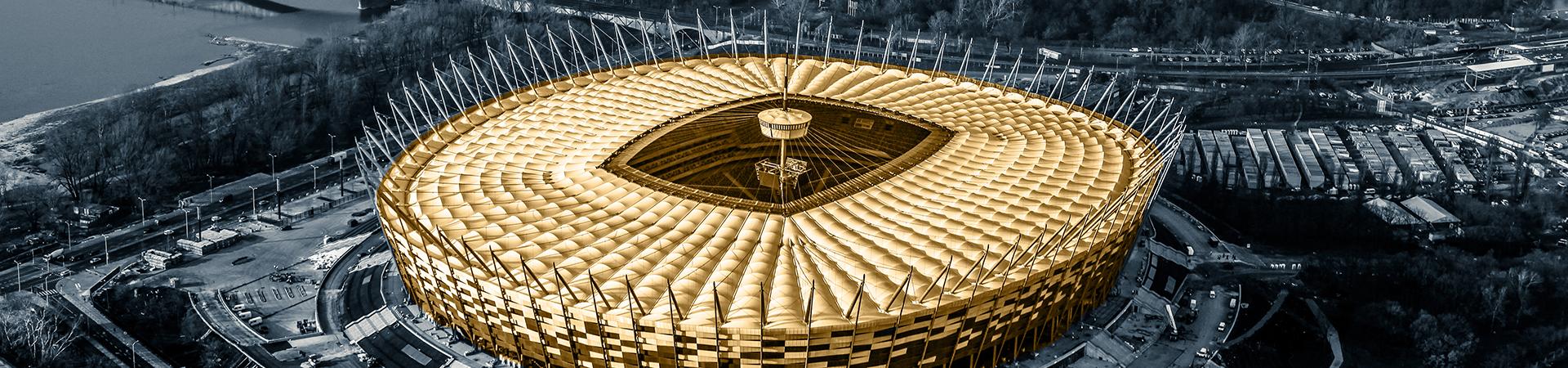 Warschau Nationalstadion